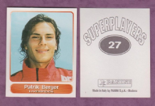 Liverpool Patrik Berger Czech Republic 27